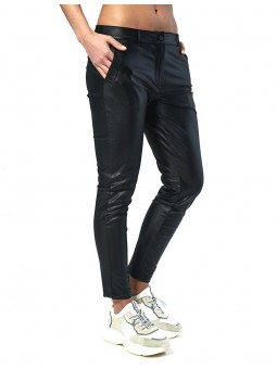 CHRISTINA ROCK Pantalon chevrons poches HBT