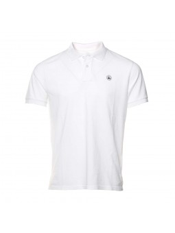 Polo homme Cherbourg Blanc...