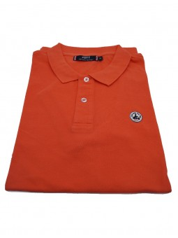 Polo Homme Oackland Corail - JOTT
