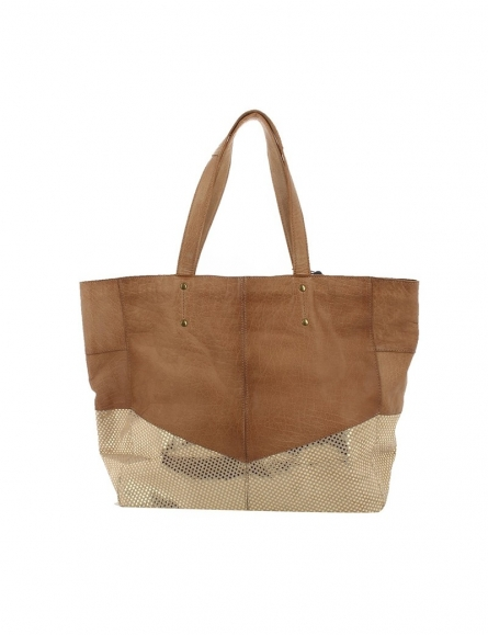 Brittany Leather Shopper Pieces