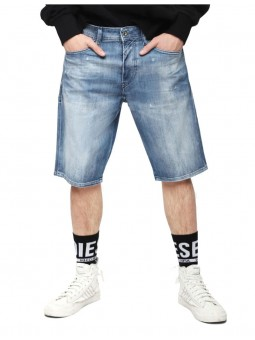 Thoshort Short Pants Denim Diesel