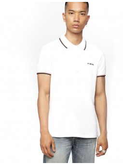 T-Randy.Broken Polo Shirt Diesel