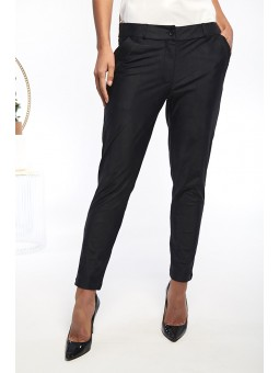 CHRISTINA SAVANNAH pantalon chevrons BT