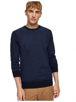 Pull Imprimé-  Scotch & Soda