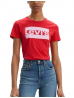 T-shirt The perfect graphic Red - Levi's®