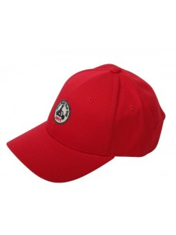 Casquette Baseball Rouge -...