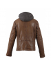 Blouson Drink Marron - Oakwood