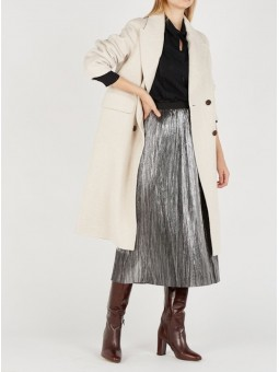 Manteau Beige Long - See u Soon