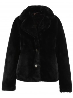 Manteau Login Noir - Oakwood