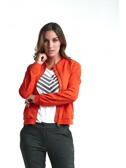 Bomber Kimy Camou  Corail- HBT
