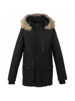 KERRY Parka Longue Oakwood
