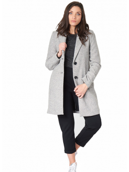 Manteau Onlerica Gris - Only