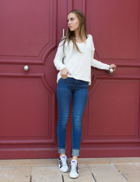 Jean 721 Taille Haute Skinny - Levi's