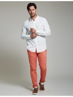 Mott Stretch Chino Scotch&Soda