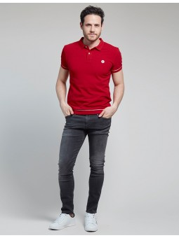 Polo homme Jott Oackland rouge
