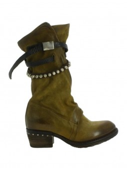 Boots Haute Sangle Rivets AS 98