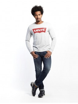 Logo Col Rond Sweater Levi's