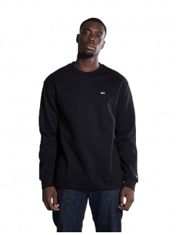 Capuche Basic Noir  Sweat...