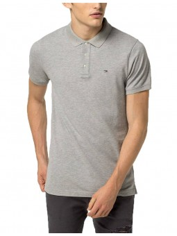 Basics Chiné Polo Tommy Hilfiger