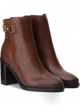 Boots Talon Sangle Coffee Tommy Hilfiger