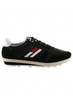 Retro Runner Noir Basket Tommy Hilfiger