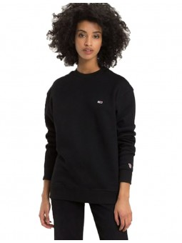 Basic Noir Sweat Tommy...
