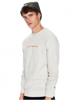 Sweat Col Print Scotc Scotch&Soda
