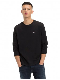 Basic Noir Sweater Tommy...