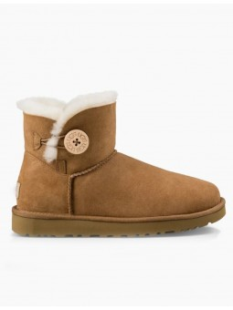Mini Bailey Button Ii Chestnu Ugg
